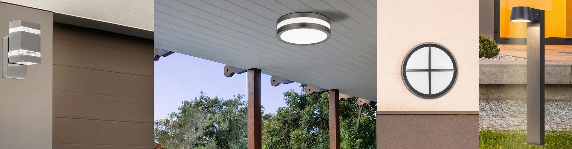 Osvětlení se zabudovaným senzorem